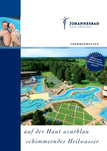 Johannesbad Thermenwelten