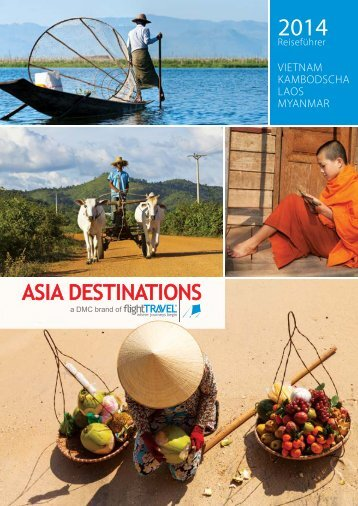 Asia destinations Travel Guide 2014