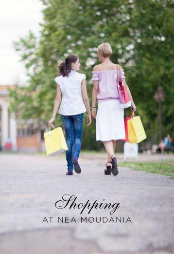 Shopping at Nea Moudania