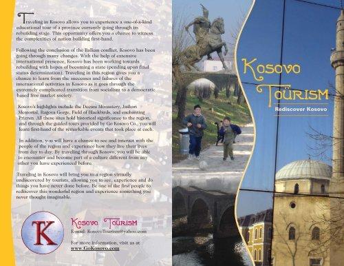Rediscover Kosovo