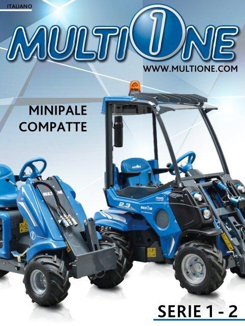- SERIE 1 E 2 - MINIPALE COMPATTE