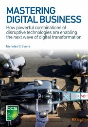 Buy the complete book www.bcs.org/books/digitalbusiness
