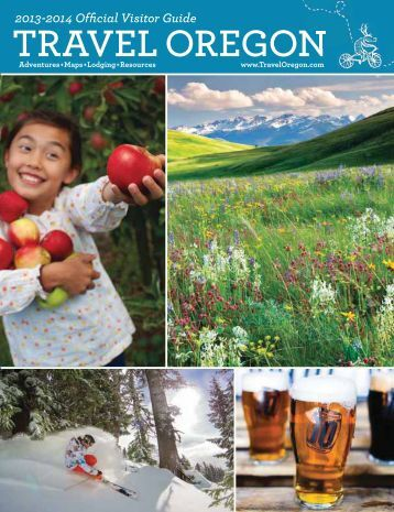 Travel Oregon Visitor Guide 2013-2014