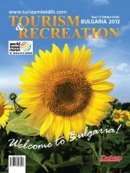 Tourism and Recreation 6/2012