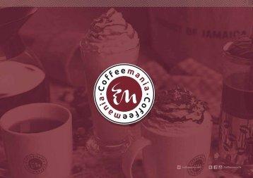 Coffeemania - Sunum