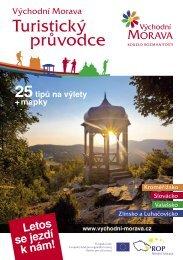 Východní Morava. Turistický průvodce
