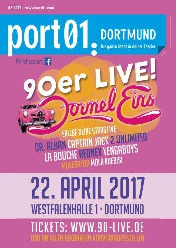 port01 Dortmund | 02.2017