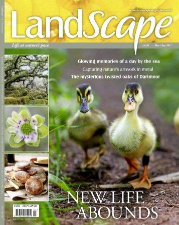 LandScape sampler Mar/Apr 17