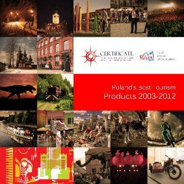 Poland's best tourism products