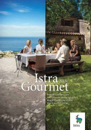 Istra Gourmet 2013 - Wine and gastronomy of Istria