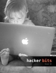 Hacker Bits, Issue 13