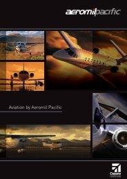 Aeromil Pacific Corporate Brochure