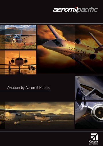 Aeromil Pacific Corporate Brochure