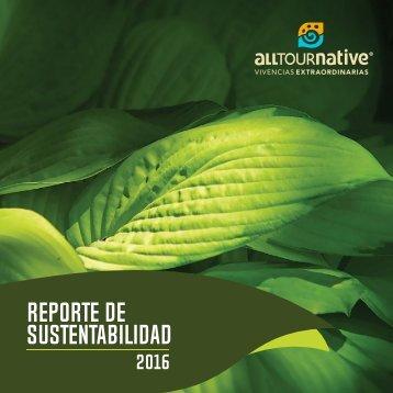 Reporte de Sustentabilidad 2016