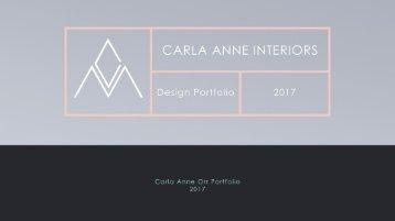 Carla Orr Portfolio