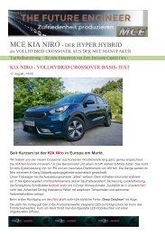 EXE3 KIA NIRO – VOLLHYBRID CROSSOVER-FondBerechnung