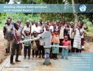 Healing Hands International 2016 Annual Report