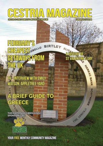 February Magazine