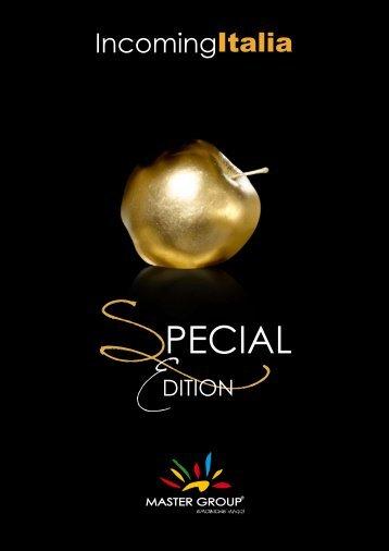 Incoming Italia Special Edition