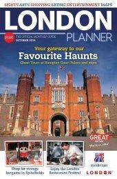 London Planner October 2014