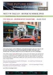 Ex3 VW Tiguan 2016 Basis Test A