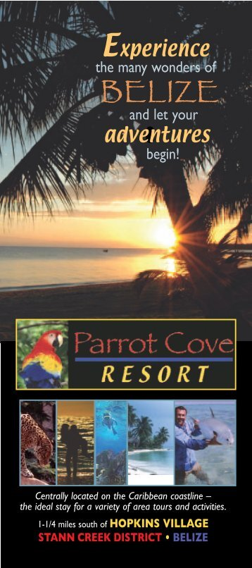 Parrot Cove Resort