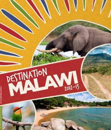 Destination Malawi 2012-13