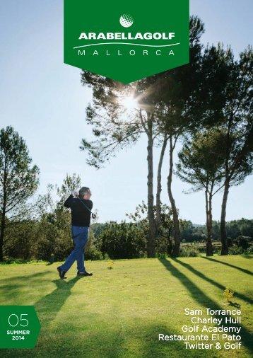 Arabella Golf Magazine No.5