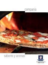 Campania sabores y aromas