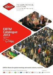 EIBTM Barcelona 2013