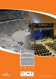 Meeting & Incentive Planner Guide 2014