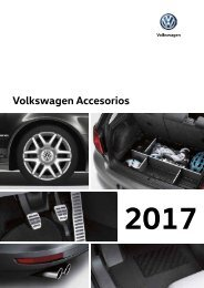 Catalogo General Accesorios VW 2017