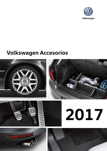 Catalogo General Accesorios VW 2017