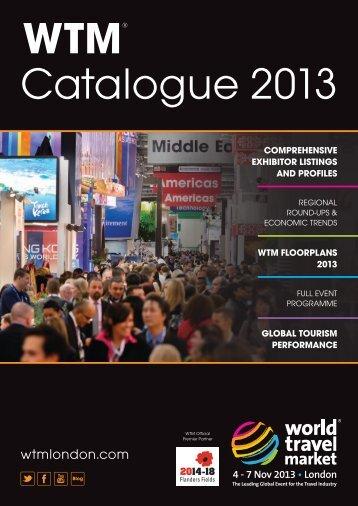 WTM Catalogue 2013