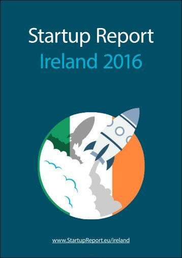 Startup Report Ireland 2016
