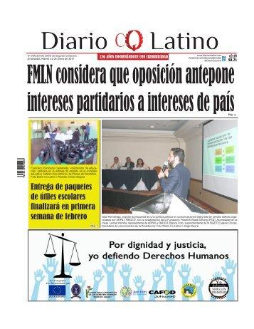 Edición 31 de Enero de 2017