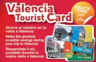 Valencia Tourist Card Guide