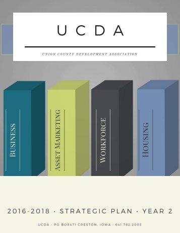 UCDA strategic plan 2017