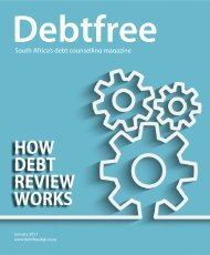 Debtfree Magazine Jan 2017