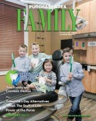 Purchase Area Family Magazine, February 2017