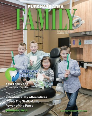Purchase Area Family Magazine, February 2017