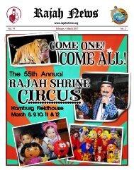 Rajah News February
