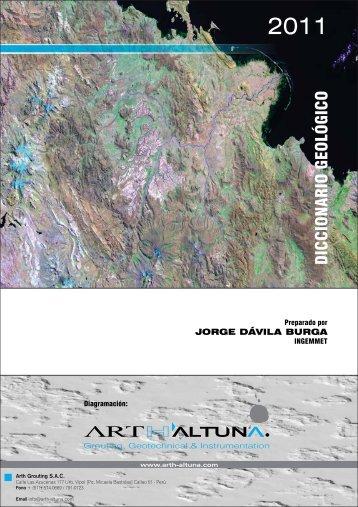DICCIONARIO GEOLOGICO - Arth-Altuna