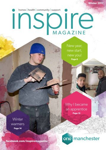 Inspire Magazine - Winter 2017