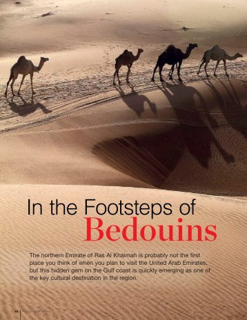 RAK - In the Footsteps of Bedouin
