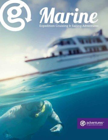 Expedition Cruising & Sailing Adventures