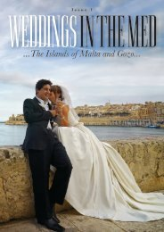 Weddings in the Med