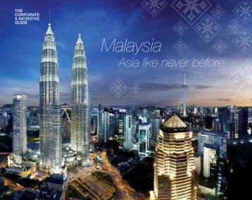 Malaysia Corporate & Incentive Guide