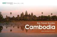Exo Travel Guide: Cambodia