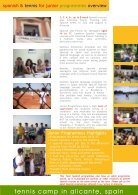 Tennis Camps in Spain - Page 3